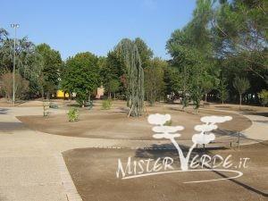 Idrosemina parco urbano